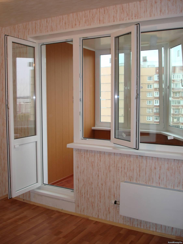 Пластиковые окна пвх, обшивка, утепление, остекление балконо.