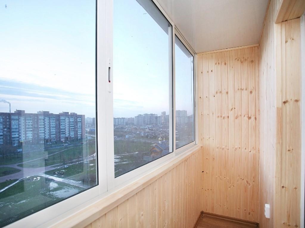 Теплое остекление лоджий и балконов новостройки москвы и мос.
